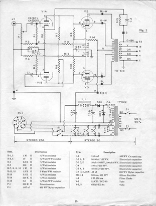 Dr. G. Visco; official home page; HiFi Tubes rebuild ... Marantz B Schematic on marantz 8b amplifier, fisher x 1000 schematic, mcintosh mc275 schematic, marantz 8b power supply,